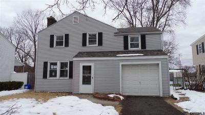 Albany NY Single Family Home New: $48,000