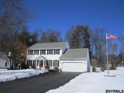 Saratoga County Single Family Home New: 56 Orchardview Dr