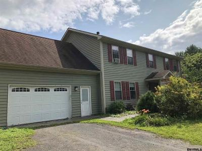 Rensselaer County Single Family Home New: 230 Keefe Rd
