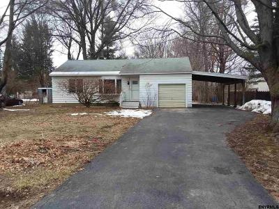 Saratoga County Single Family Home For Sale: 6 Maplewood Dr
