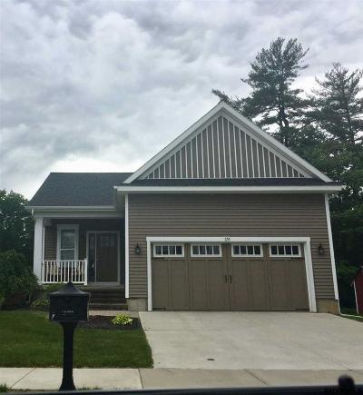 Saratoga County Single Family Home For Sale: Vettura Ct