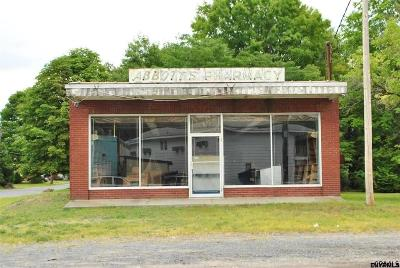 South Glens Falls Commercial For Sale: 8 Gansevoort Rd