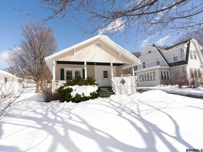 Albany County Single Family Home New: 2012 Delaware Turnpike