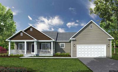 Saratoga County Single Family Home New: 14 Harvester Way