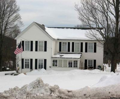 Albany County Single Family Home New: 50 Willsie Rd