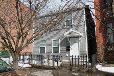 Troy NY Two Family Home Pend (Under Cntr): $99,900