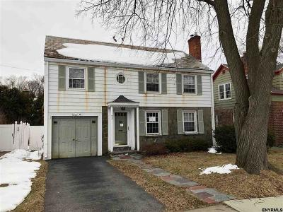 Albany Single Family Home New: 23 Home Av