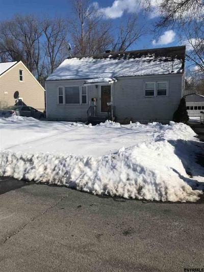 Colonie Single Family Home New: 49 Lockrow Blvd