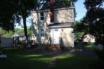 Troy Single Family Home New: 651 Pawling Av