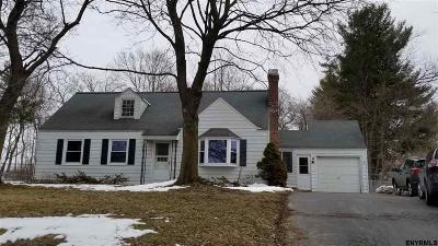 Colonie Single Family Home New: 325 Albany Shaker Rd
