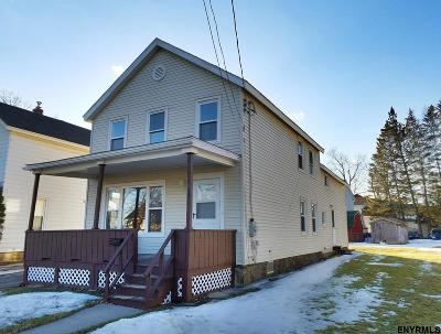 Johnstown Single Family Home Back On Market: 341 N Perry St