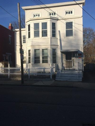 Albany Two Family Home For Sale: 323 Second Av