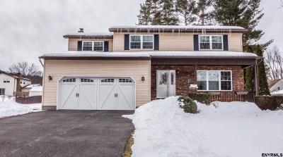 Colonie Single Family Home New: 1 Riesling Rd