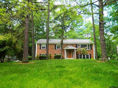 Guilderland Single Family Home New: 3300 East Lydius St