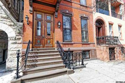 Troy Single Family Home For Sale: 47 Second St