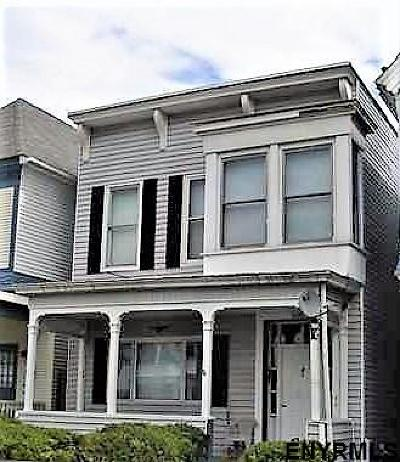 Troy Two Family Home For Sale: 170 Sixth Av