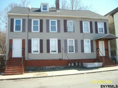 Troy Multi Family Home For Sale: 428-430 8th St