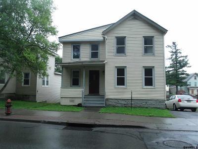 Fonda Single Family Home Price Change: 12 E Main St