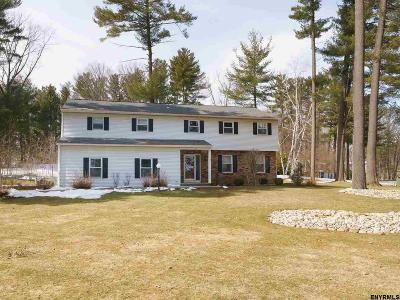 Guilderland Single Family Home Price Change: 76 Hiawatha Dr