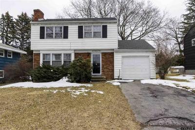 Albany Single Family Home For Sale: 103 Orlando Av