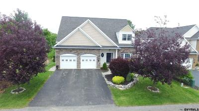 Colonie Single Family Home For Sale: 17 Callaway Cir