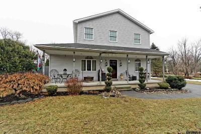 Niskayuna Single Family Home For Sale: 26 S Fagan Av