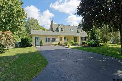 Wilton Single Family Home For Sale: 712 Saratoga Rd
