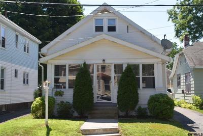 Scotia Single Family Home Price Change: 118 Jay St