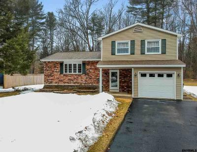 Wilton Single Family Home For Sale: 8 Evergreen Dr