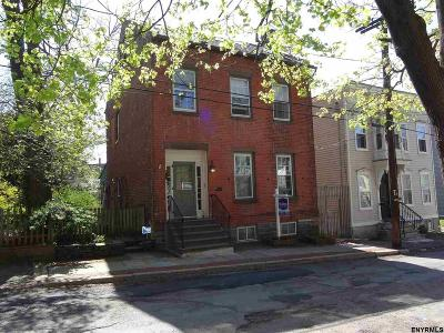 Schenectady Single Family Home For Sale: 105 North Ferry St