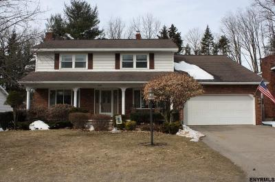 Schenectady County Single Family Home For Sale: 1009 Anthony Dr