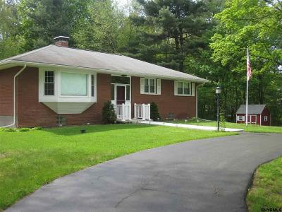 Saratoga County Single Family Home For Sale: 270 Lapp Rd