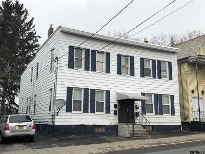 Schenectady Multi Family Home For Sale: 757 Eastern Av