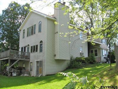 Northampton Tov, Mayfield, Mayfield Tov Single Family Home For Sale: 113 N Main St Ext