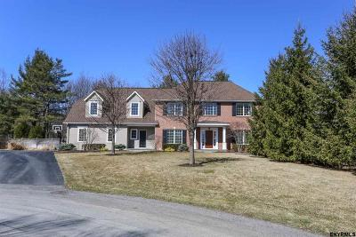 Schenectady County Single Family Home For Sale: 14 Seneca Rd