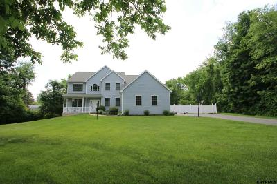 Saratoga County Single Family Home For Sale: 6 Magnolia La