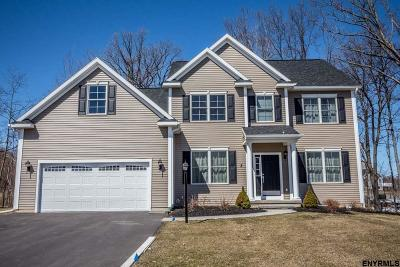 Colonie Single Family Home For Sale: 3 Yearsley Way