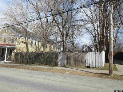 Saratoga Springs Residential Lots & Land For Sale: 81 Phila St