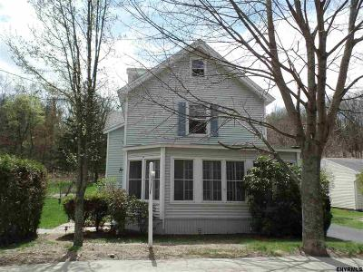Voorheesville Single Family Home For Sale: 50 Prospect St