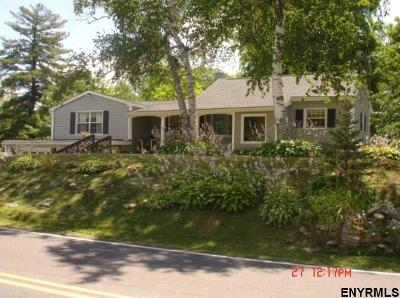 New Scotland Single Family Home For Sale: 281 Indian Ledge Rd