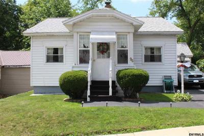 Gloversville Single Family Home For Sale: 96 Park St