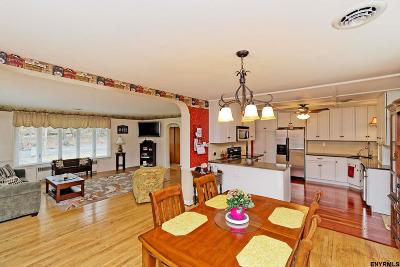 East Greenbush Single Family Home For Sale: 376 Old Best Rd