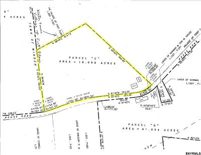 Fort Plain Residential Lots & Land For Sale: Rouse Rd
