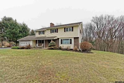 East Greenbush Single Family Home For Sale: 50 Providence Dr