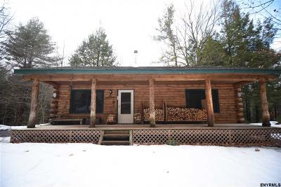 Saratoga County Single Family Home For Sale: 125 Parker Rd