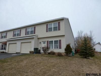 Cohoes Single Family Home For Sale: 29 Diane Ct