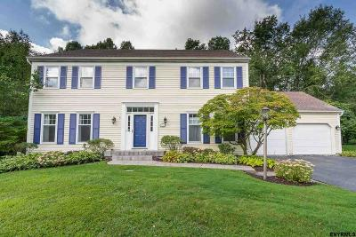 Albany County Single Family Home For Sale: 21 Greyledge Dr