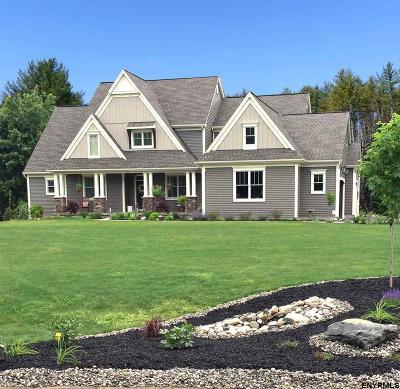 Saratoga County Single Family Home For Sale: 13 Primrose Cir