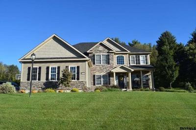 Guilderland Single Family Home For Sale: 102 Twenty West Dr