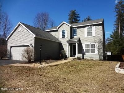Saratoga County Single Family Home For Sale: 21 Sage La